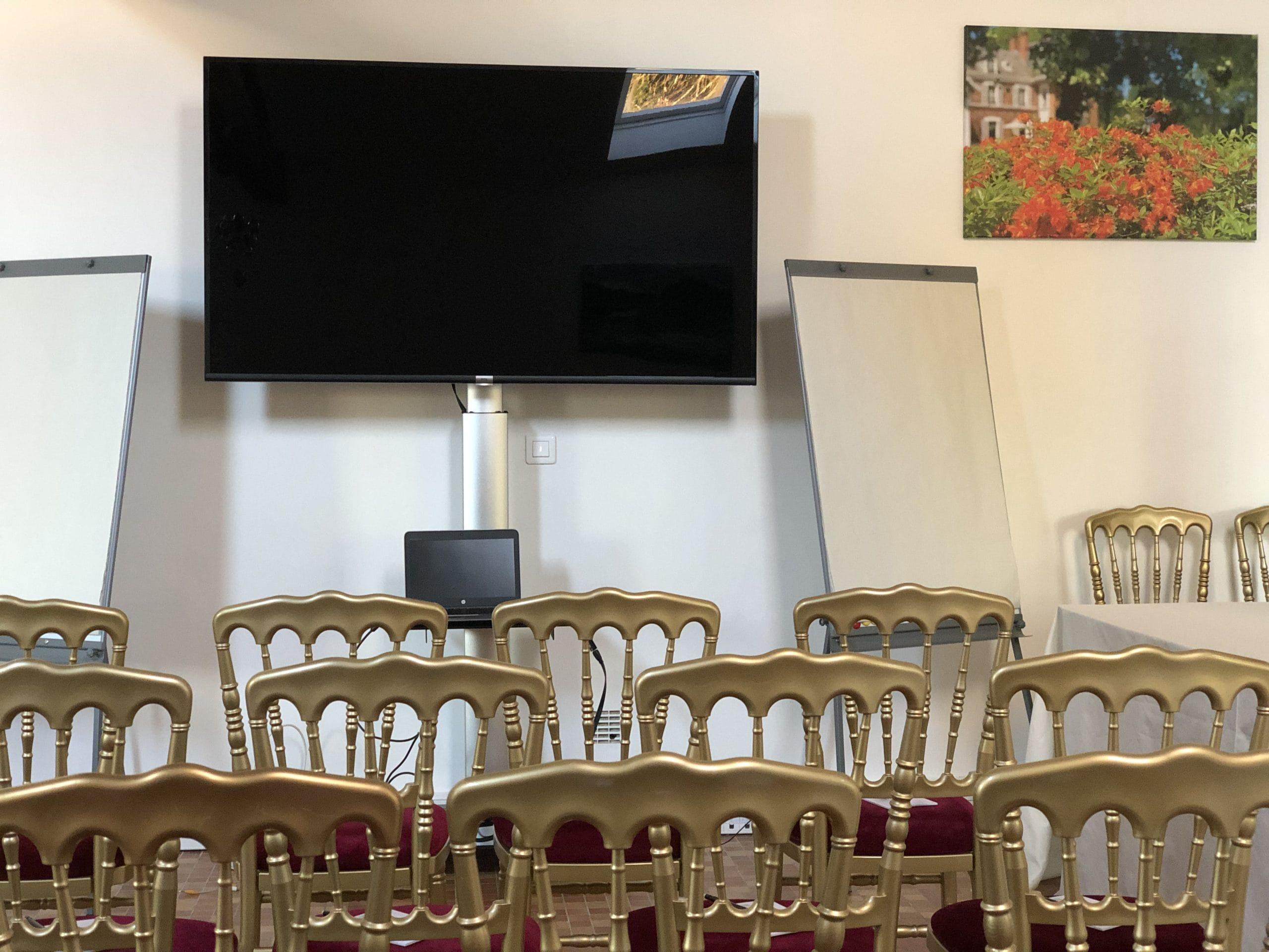 Séminaire d'entreprises, réunion